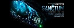 Sound post production services for Sanctum